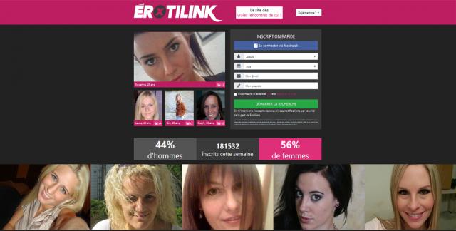 Site de rencontre Erotilink