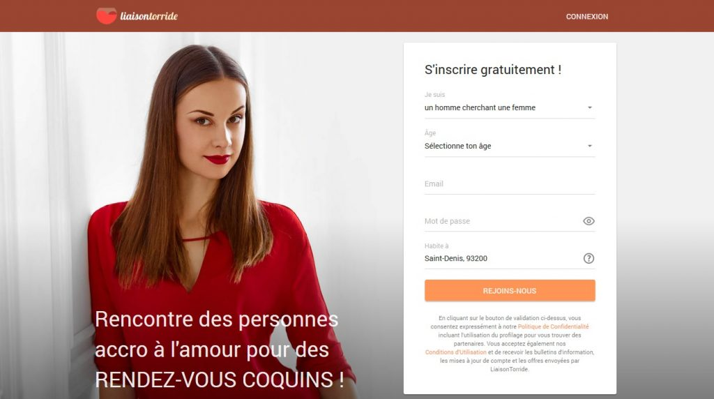 Interface de Liaison torride
