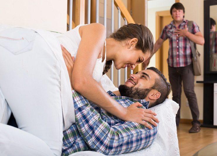 Liaison avec une femme mariée