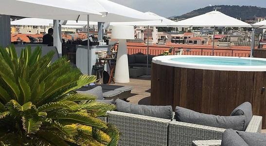 Hôtel Monsigny (Nice) lieu pour rencontrer son amant